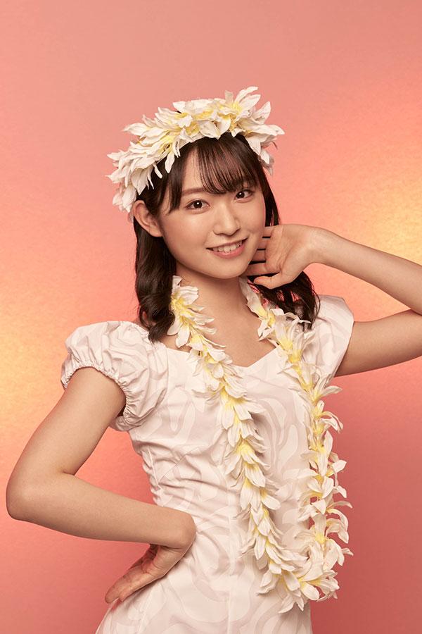 舞台「フラガール-dance for smile-」に出演することが決定した「AKB48」山内瑞葵