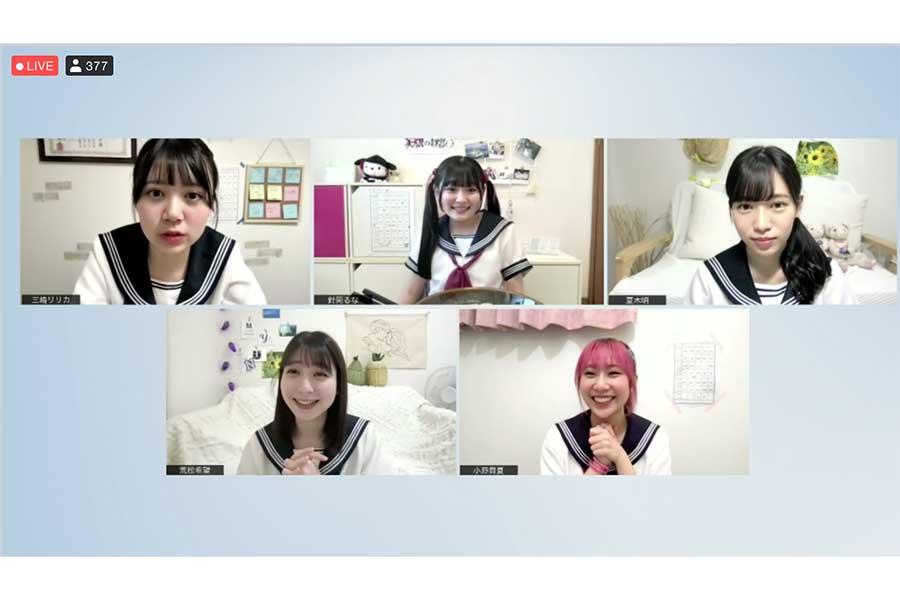 「HKT48」が企画・演出・裏方すべてを担うオンライン劇が開幕 「自分たちで作る」2作品