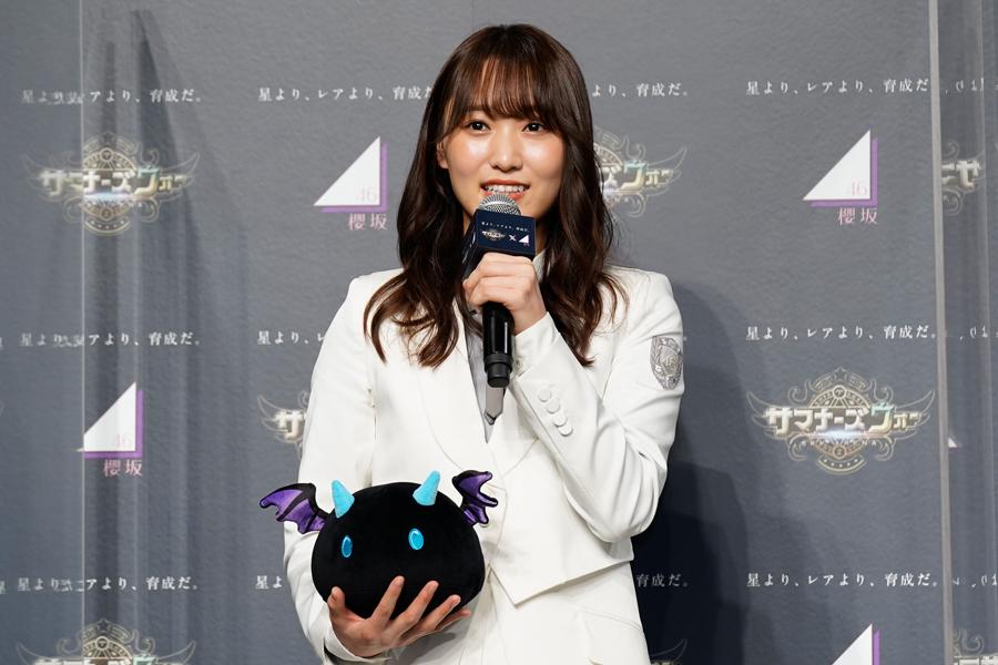 菅井友香、改名後の櫻坂46は「明るくなったと思う」 グループの変化に期待膨らむ