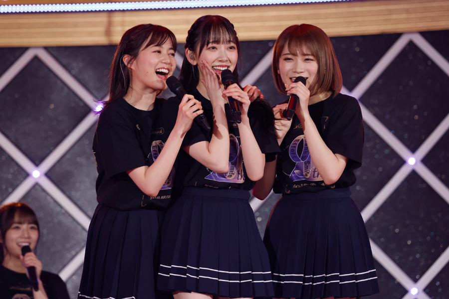 乃木坂46堀未央奈卒業は3月28日 ラストステージは「2期生全員で力を合わせて」