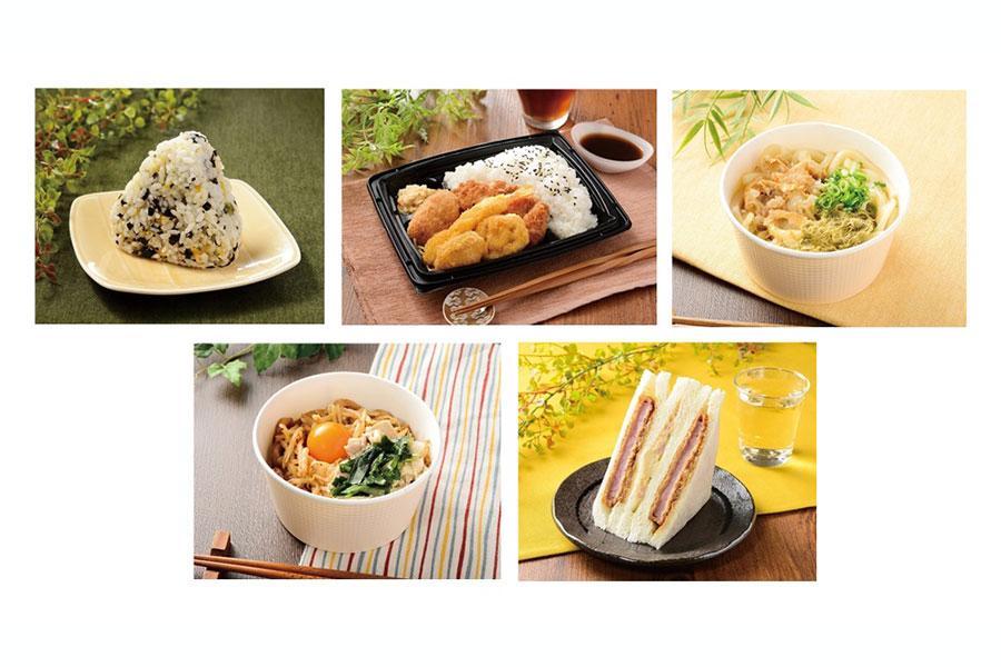 ローソン、串カツ田中監修5商品を新発売 「おにぎり」「かすうどん」などで味を再現