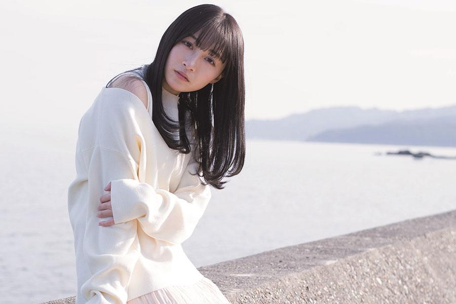 NMB48山本彩加、芸能界引退を前にラストグラビアに臨む 今春からは看護の道へ