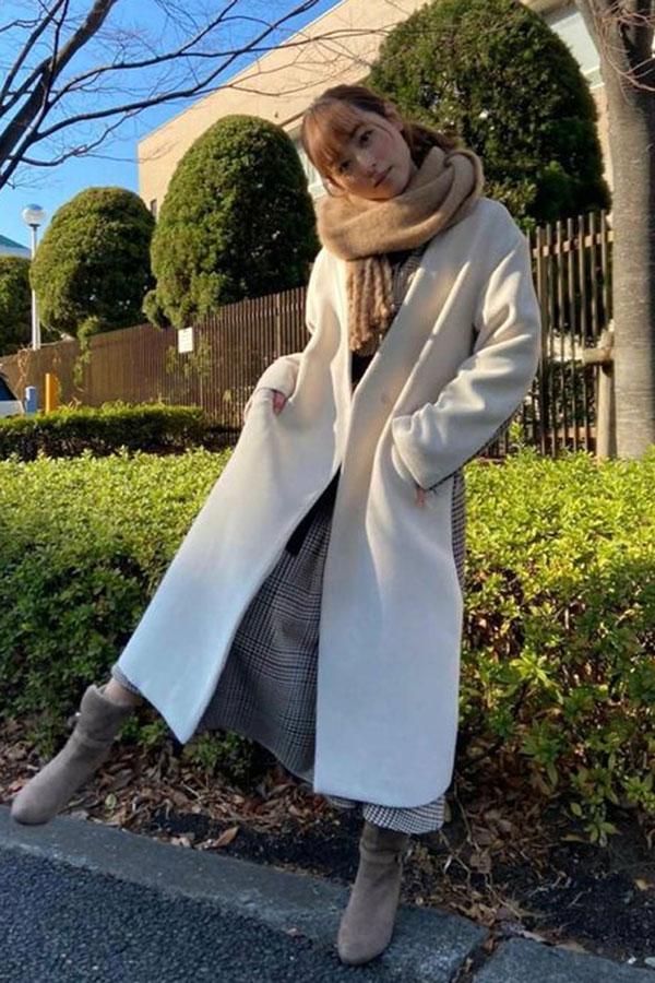 ドラマのオフショットを公開した福原遥 (C)福原遥オフィシャルブログ「HARUKA ROOM」Powered by Ameba