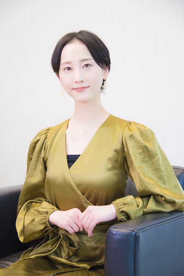 オンライントークイベントを開催した松井玲奈