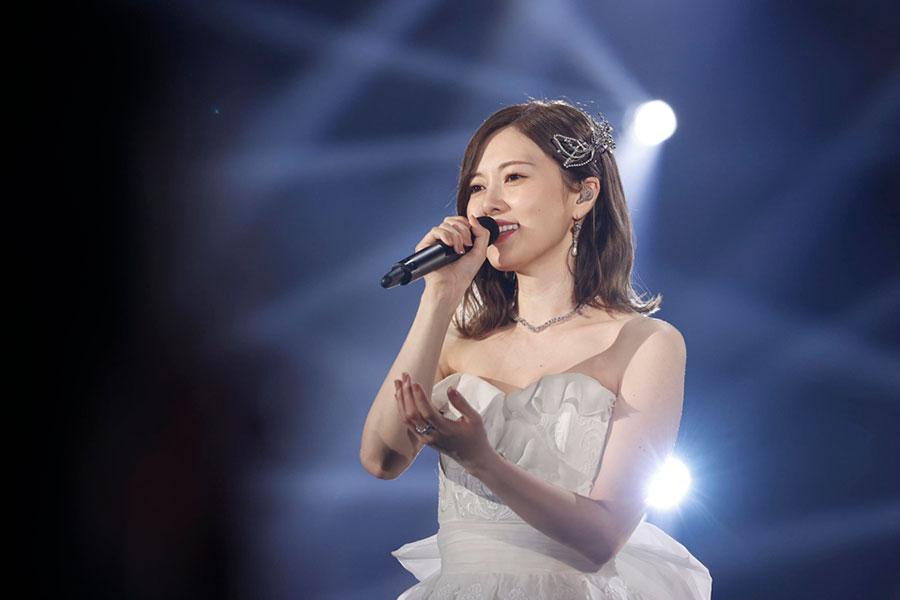 白石麻衣卒業コンサートの映像商品化決定