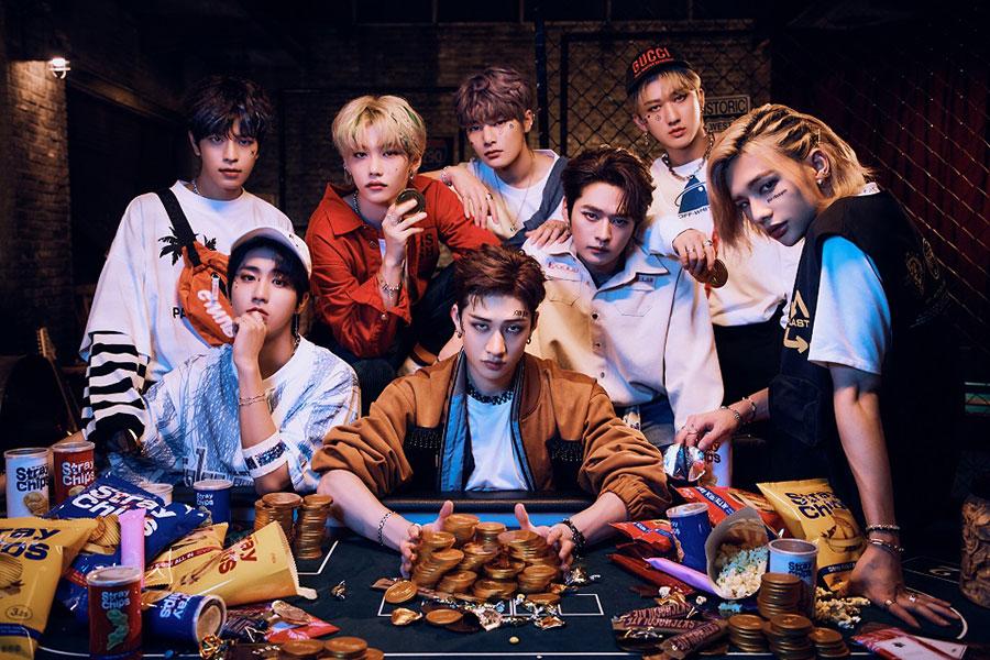 NHK「ヒャダ×体育のワンルーム☆ミュージック」に出演が決定したStray Kids