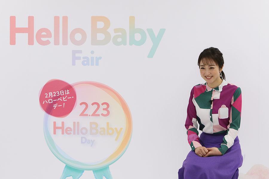 川田裕美がコロナ禍での出産について語った