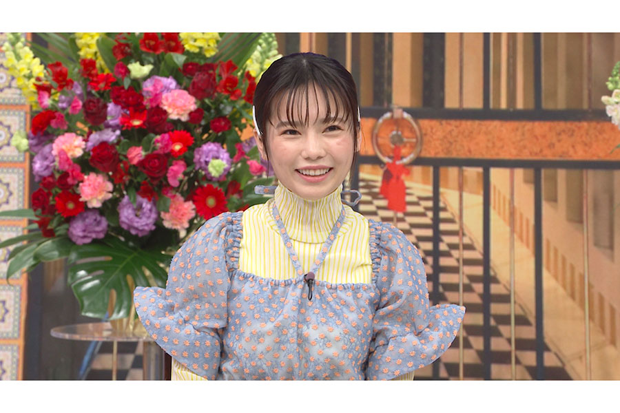 島崎遥香が「踊る!さんま御殿!!」に出演【写真:(C)日本テレビ】