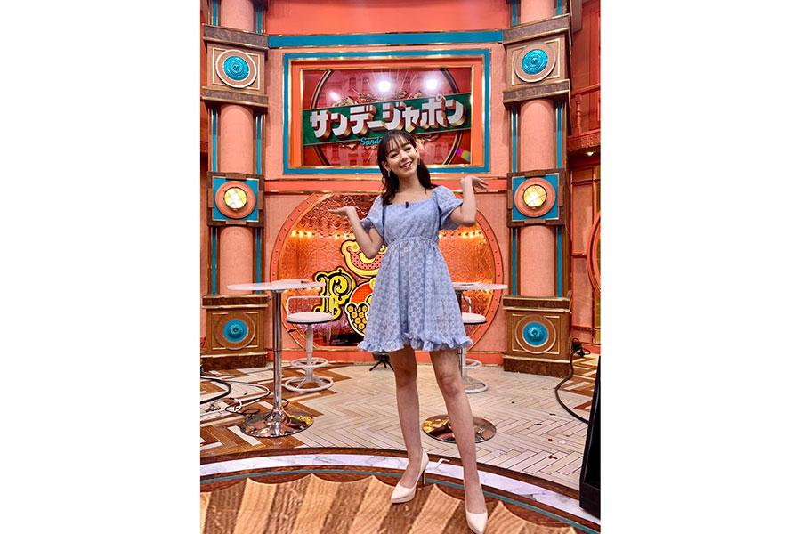 モデルの世良マリカ、慶大合格をサンジャポで生発表「最初は信じられなくて…」