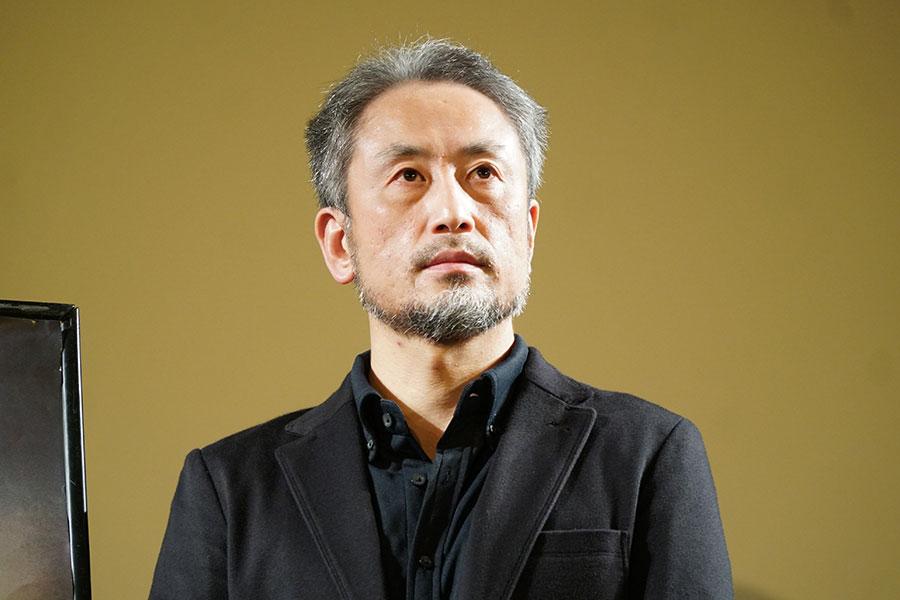 映画「ある人質 生還までの398日」公開記念トークイベントに登壇した安田純平氏【写真:ENCOUNT編集部】