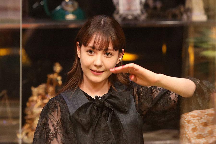 「ダウンタウンなう」に出演するトリンドル玲奈【写真:(C)フジテレビ】