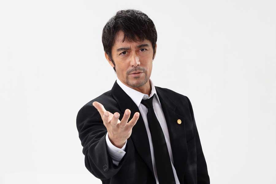 「ドラゴン桜」で主演を務める阿部寛【写真:(C)TBS】