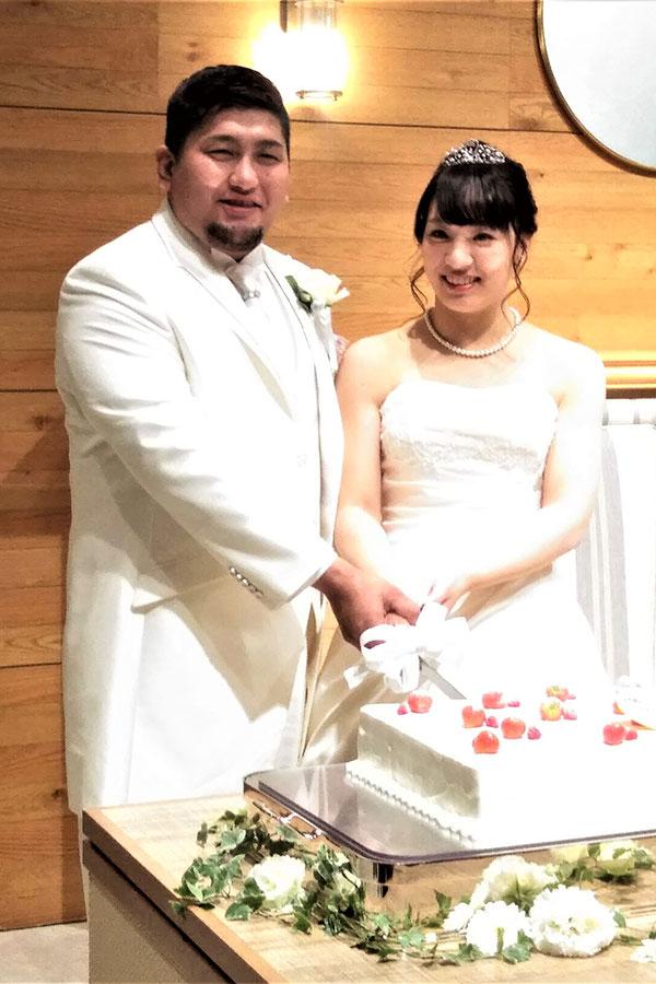 オルカ宇藤と世羅りさのプロレスラー夫婦は互いに支え合っている【撮影:柴田惣一】