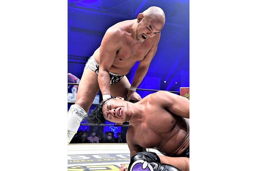業界ナンバー1に王手! 武藤敬司と秋山準が加わり新日本プロレス越えの手はずは整った