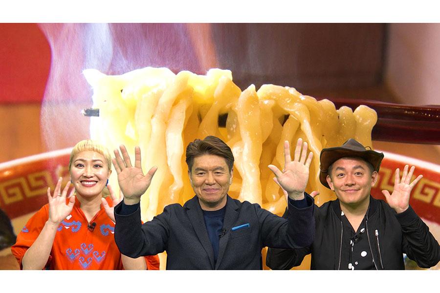 丸山桂里奈、テレビ東京で初MC番組【写真:(C)フジテレビ】