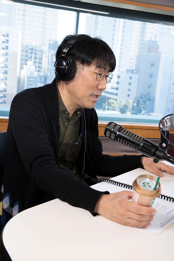InterFM897で新たなラジオ番組を届ける亀田誠治