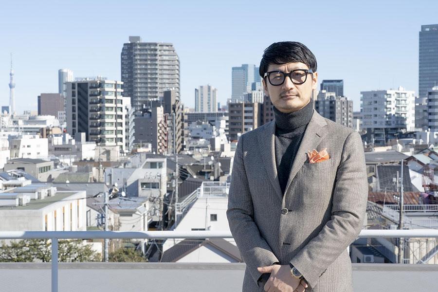 インタビューに応じた松尾潔さん【写真:山口比佐夫】