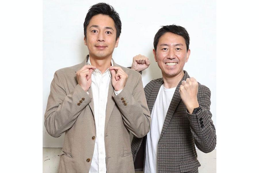 チュートリアル徳井&福田、19年前の1枚に驚きの声「徳井さん全然変わらない…」