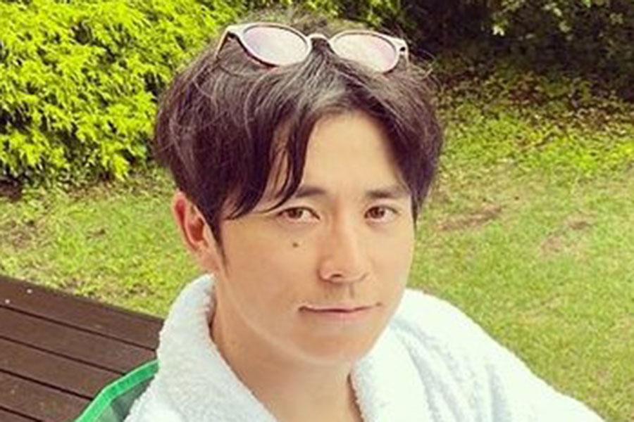 藤森慎吾【写真:インスタグラム(@fujimori_shingo0317)より】