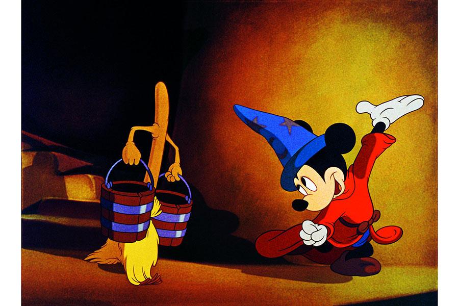 ディズニーファンタジア【写真:(C)Courtesy of Disney】