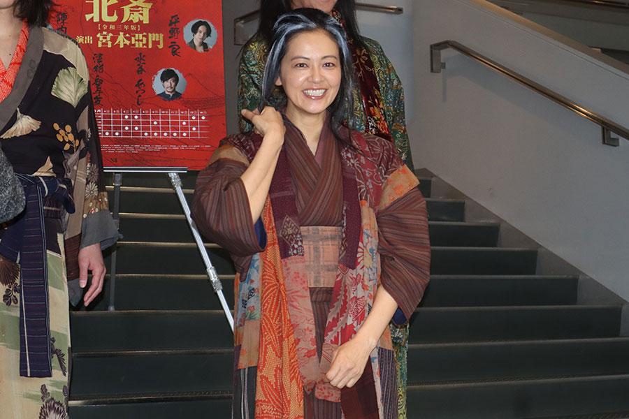 黒谷友香、厳しい演出の宮本亞門から太鼓判「この人、絶対にへこたれない」