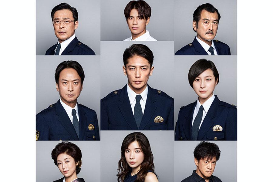 玉木宏が主演、「3年A組」脚本家が描く新たな警察ドラマ 広末涼子、仲里依紗ら豪華共演