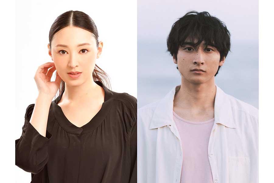 栗山千明と小関裕太が「ラブコメの掟~こじらせ女子と年下男子」で共演