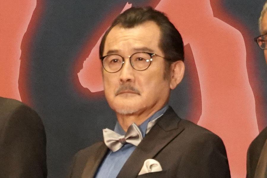 吉田鋼太郎【写真:ENCOUNT編集部】