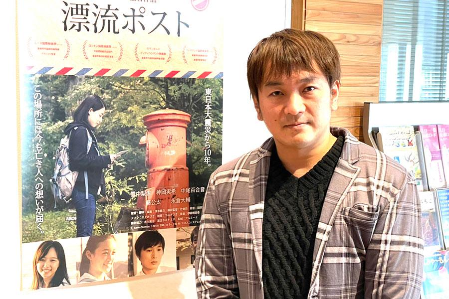 清水健斗監督【写真:(C) Kento Shimizu】
