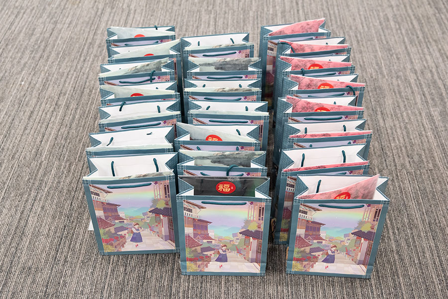 会津の子どもたちへ贈られる「福袋」。東日本大震災10年を機に台湾でプロジェクトが始まった【写真:(C)カク・ユウシ氏】