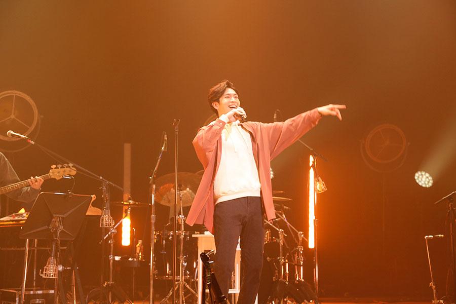 自身初のライブツアーでファイナル公演を迎えた松下洸平