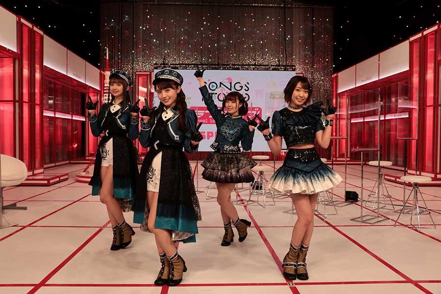 5周年を迎えたAqoursのメンバー【写真:(C)NHK】