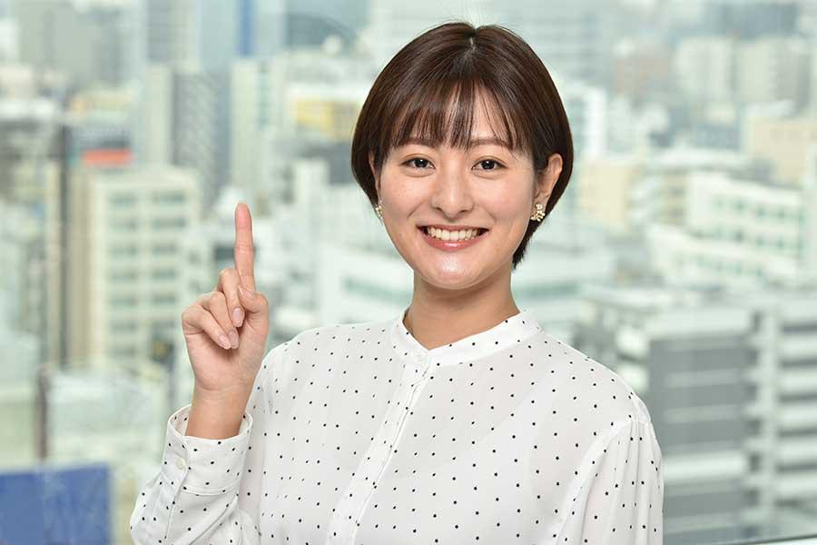 徳島えりかアナが「シューイチ」新MCに就任【写真:(C)日本テレビ】