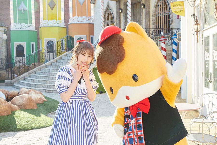 声優・内田彩 × ぐんまちゃん 「∞リボンをギュッと∞」 ぐんまちゃんダンスのMVが公開