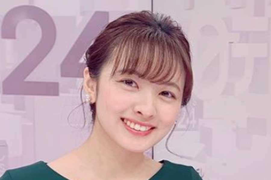 日テレ河出奈都美アナ、「銀魂」神楽のコスプレ姿に驚きの声「リアル神楽ちゃん」