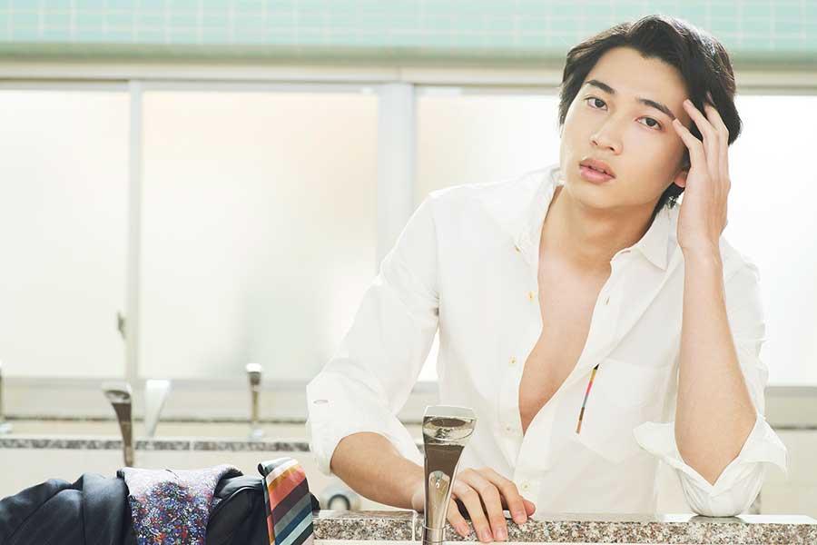 「キラメイジャー」俳優・庄司浩平が1st写真集発売 185センチの肉体美を惜しげもなく披露