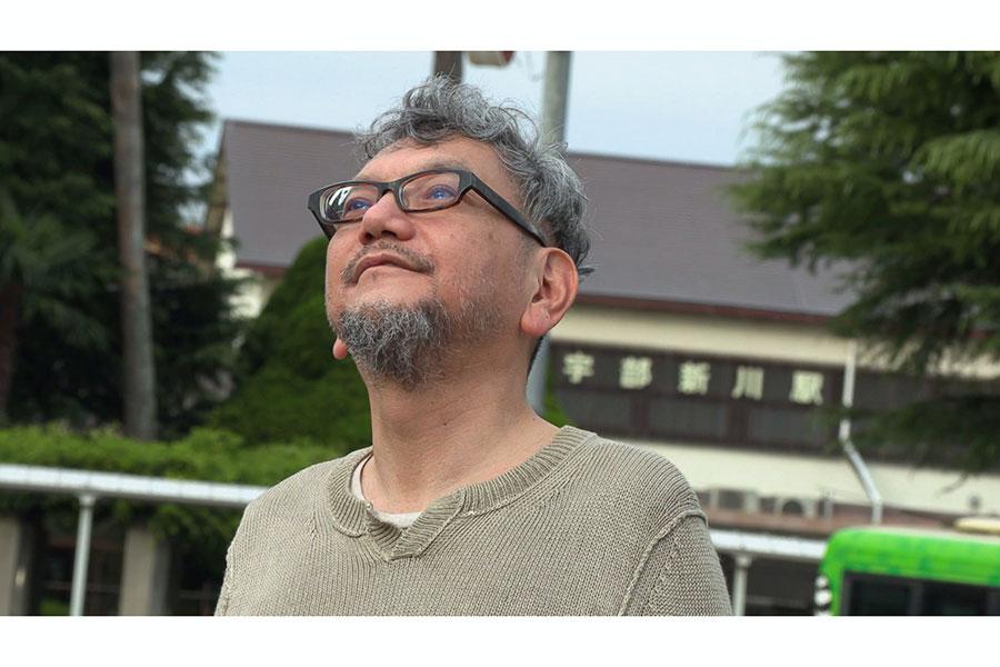 庵野秀明総監督に独占密着【写真:(C)NHK】