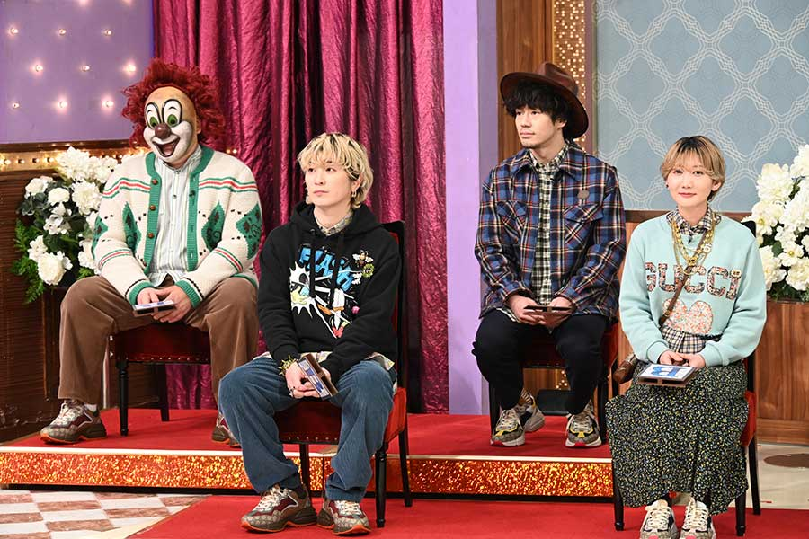 SEKAI NO OWARI、7年ぶり「しゃべくり」登場 史上初の「歌しゃべくり」で人気曲披露