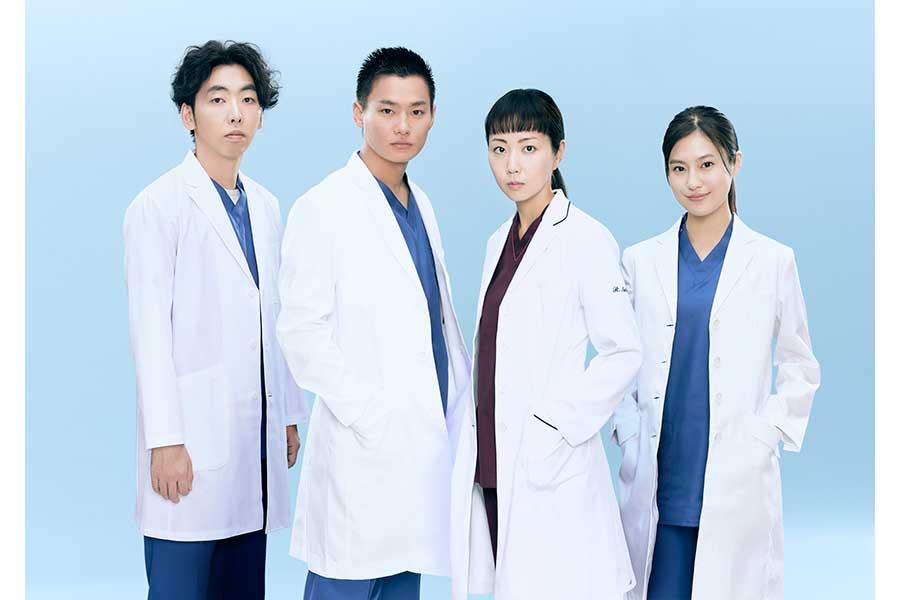 木南晴夏、4月ドラマ「泣くな研修医」で初の外科医役に「一番やってみたかった」