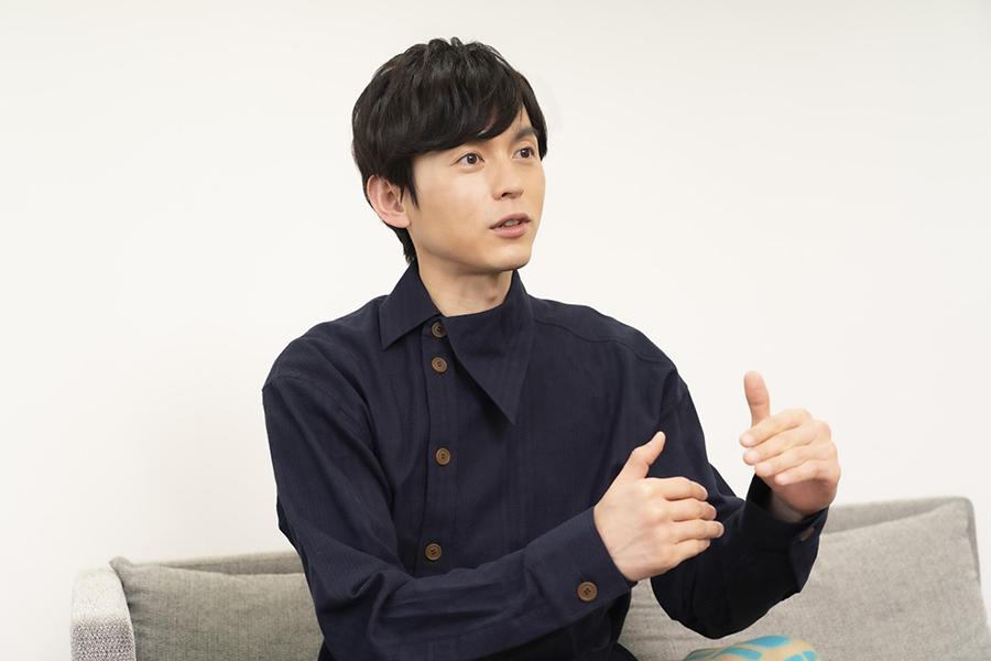 気象予報士の片岡信和さんはもともとは俳優【写真:山口比佐夫】