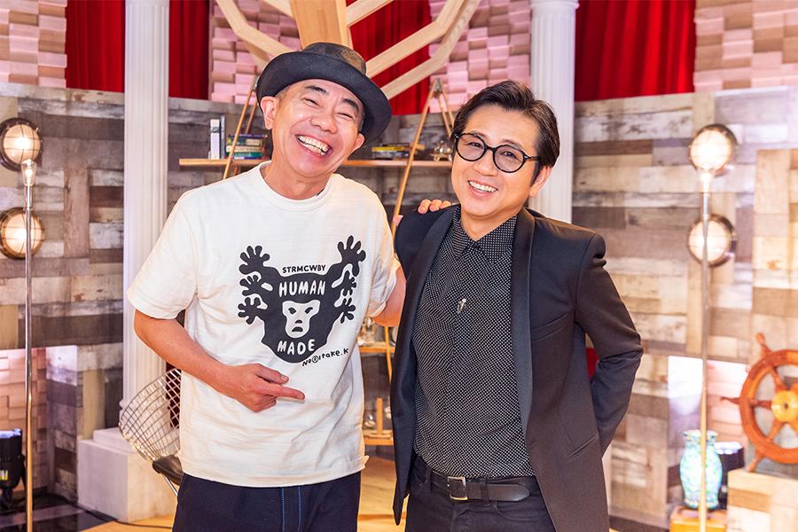 藤井フミヤ&木梨憲武が語る還暦の迎え方「『うわぁー楽しみ!』しかないですね」