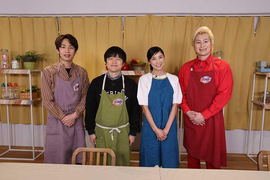 「家事ヤロウ!!!」に黒木瞳がゲスト出演【写真:(C)テレビ朝日】
