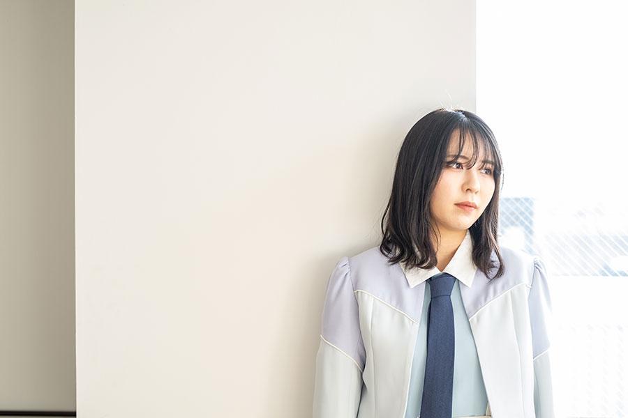 「STU48」谷口茉妃菜【写真:山口正人】