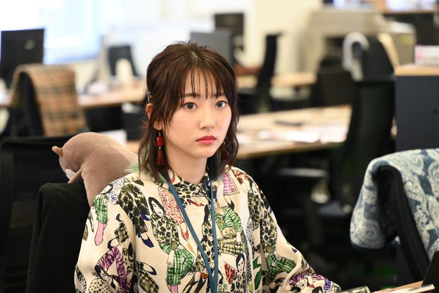 「リコカツ」武田玲奈の出演決定【写真:(C)TBS】