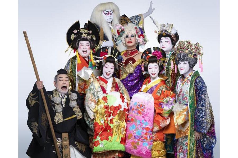 「王と花魁」全国ツアーの日程が決定