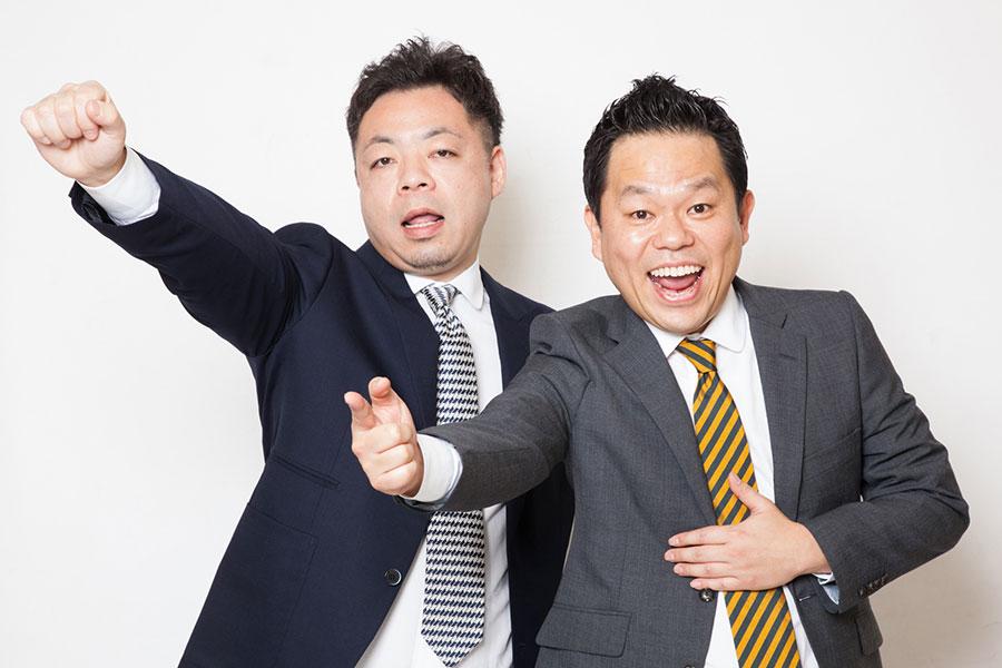 ダイアン【写真:(C)YOSHIMOTO KOGYO CO.,LTD.】