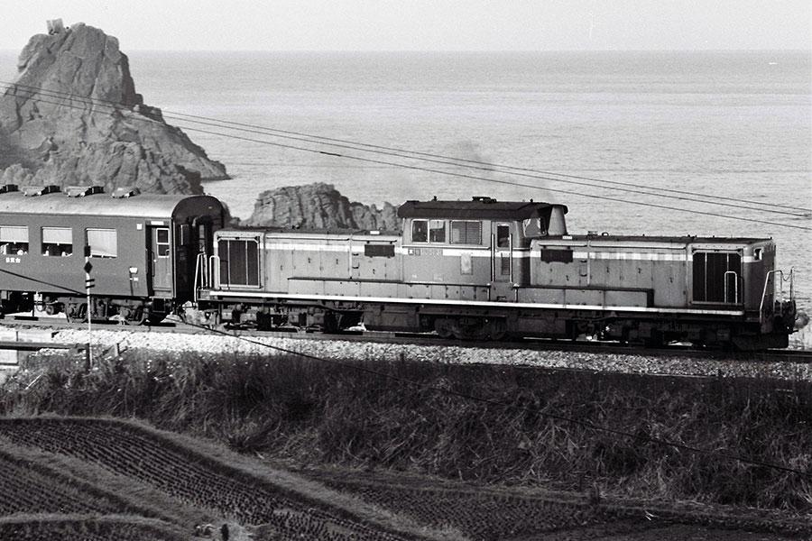 185系踊り子号とともにDD51型ディーゼル機関車も定期運用引退「SLとは違う魅力があった」