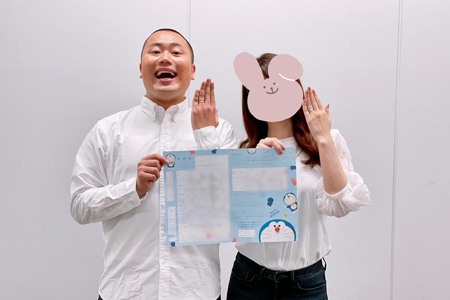 「ハナコ」岡部大、結婚を発表「笑いのたえない家庭を」 お相手は一般の方、交際8年