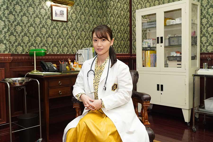 大島優子、4月期ドラマ「ネメシス」出演決定 スピード狂の医者役に「ギャップがどう見えるんだろう」
