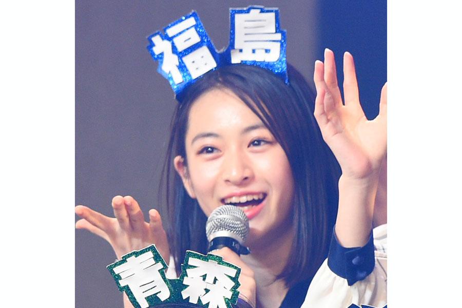 「AKB48」の長谷川百々花【写真:ENCOUNT編集部】